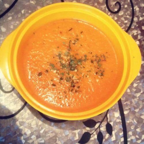 番茄奶油浓汤