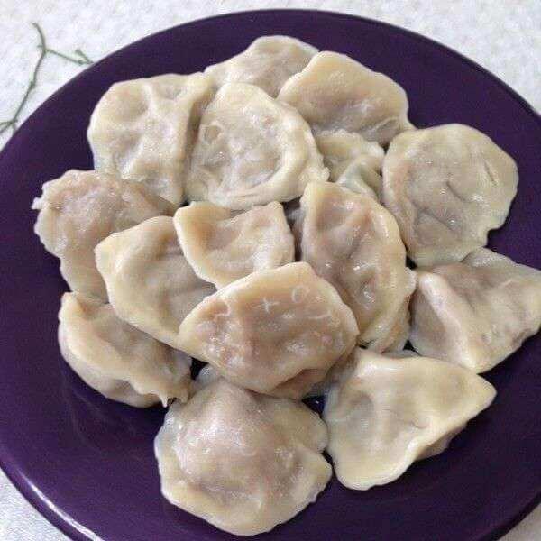 东北冻饺子