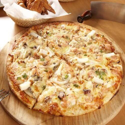 鲜蔬鸡肉PIZZA