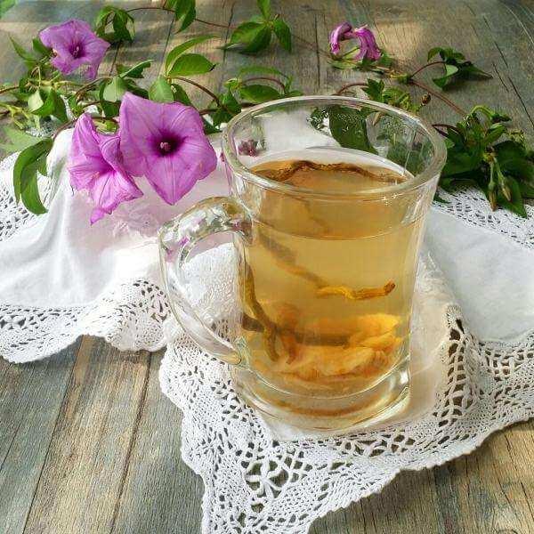 夏季清火奶茶