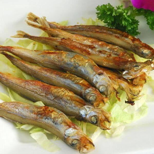 香脆多春鱼