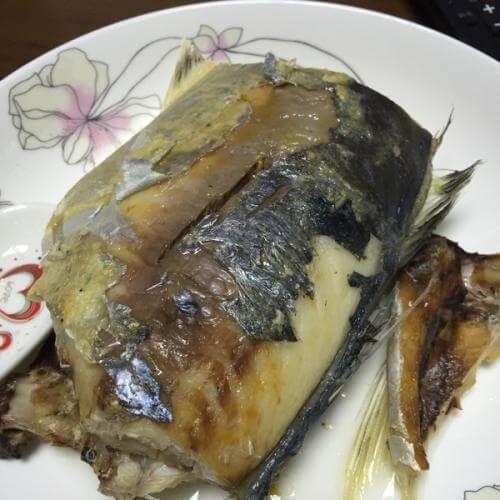 豆酱蒸龙舌鱼