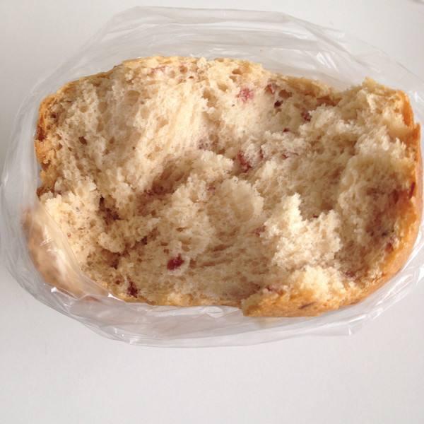 鲜奶蔓越莓面包