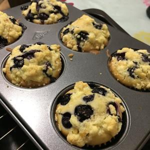 苹果muffins