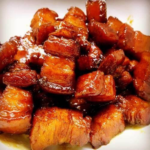 有特色的重庆红烧肉