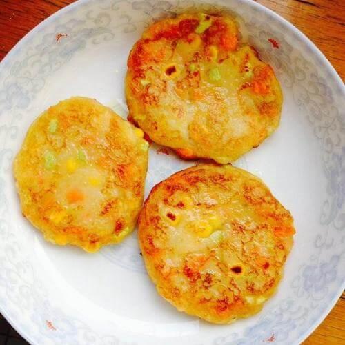 西式土豆饼