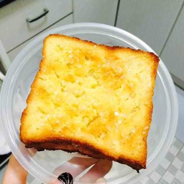 奶油奶酪土司