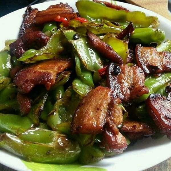 豉香小炒肉