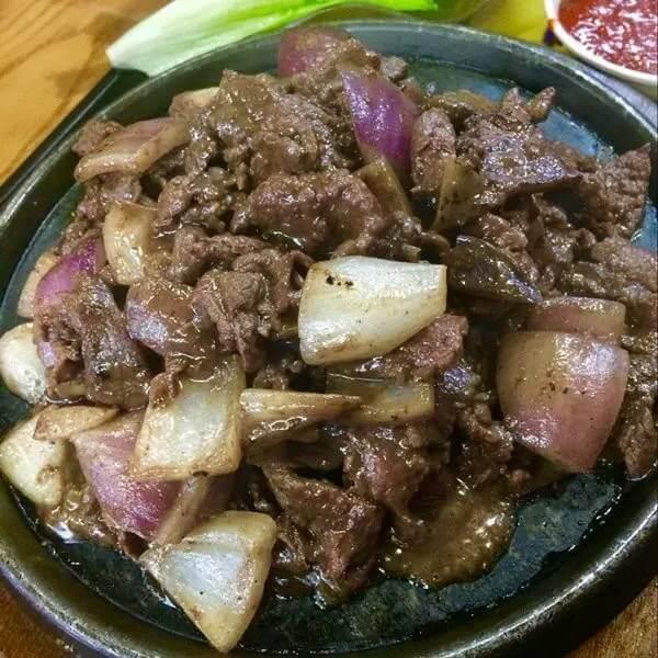 韩式杂烩烤牛肉