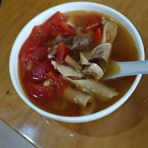 蕃茄牛腩汤