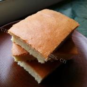 超级简单黄金蛋糕
