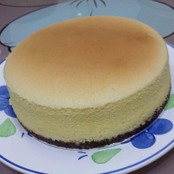 竹炭轻乳酪蛋糕