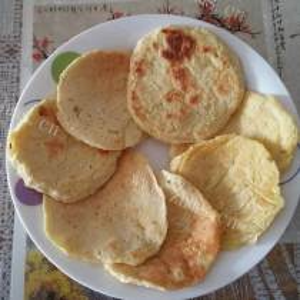 山药糯米饼
