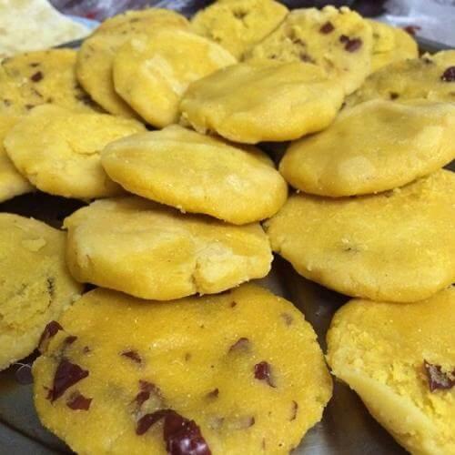 乡村玉米饼