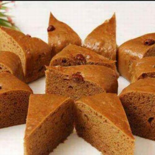 电饭锅枣香红糖糕