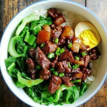 台湾鲁肉变身记