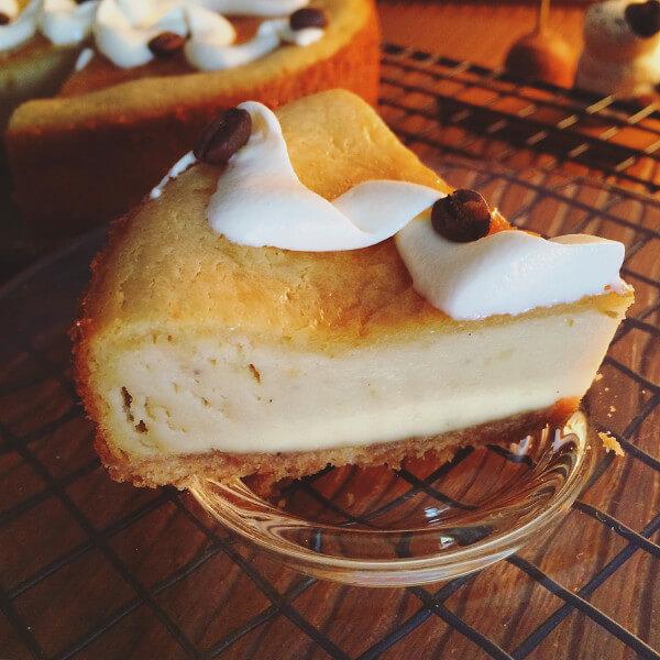 摩卡咖啡奶酪蛋糕