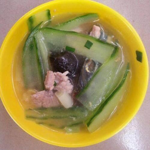 墨斗丸黄瓜汤