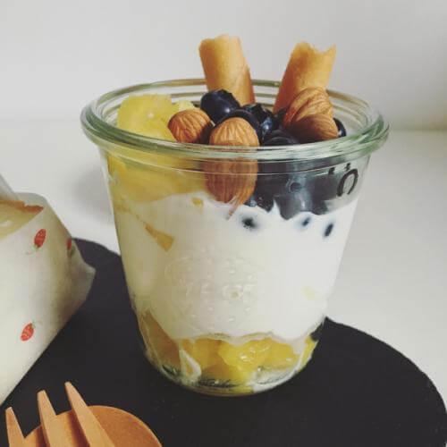 Yogurt水果杯
