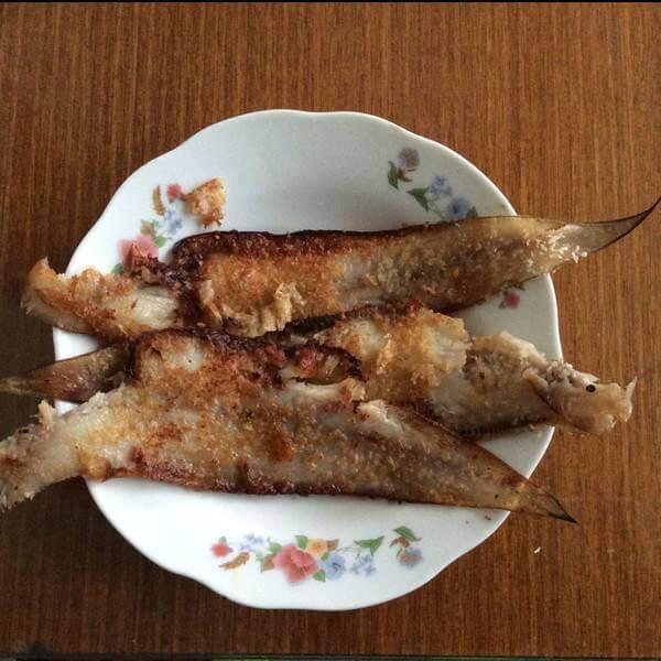 干煎舌鳎鱼