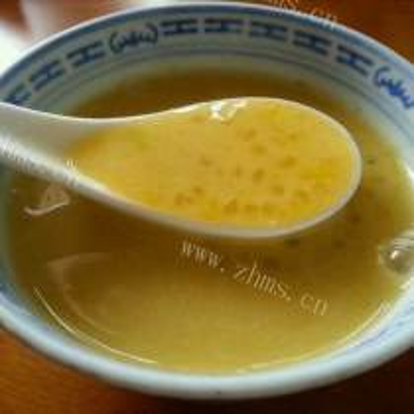 奶香南瓜汤