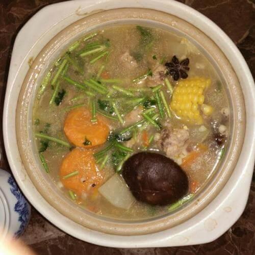 冬瓜薏米大骨汤