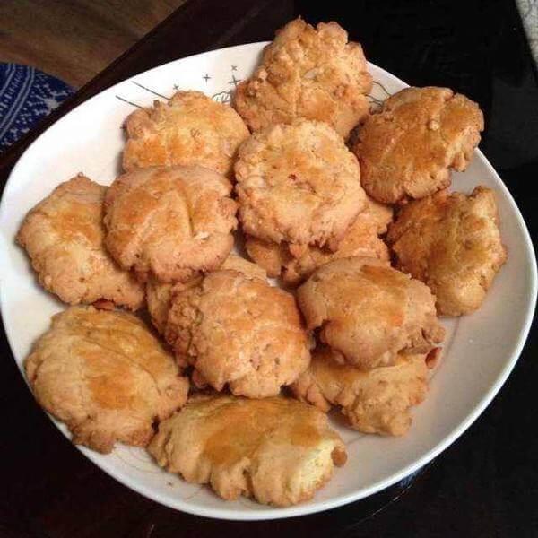 冬至的胡椒酥饼