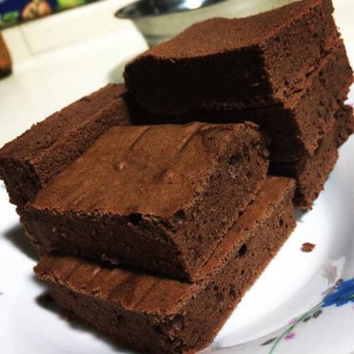 巧克力豆磅蛋糕