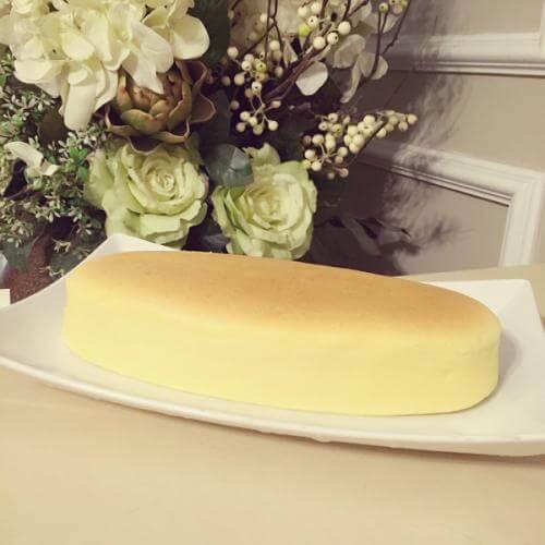 日式蒸乳酪蛋糕