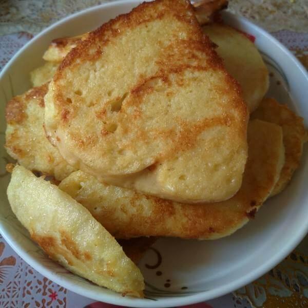 红薯馒头小饼