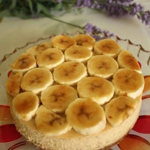 香蕉芝士蛋糕
