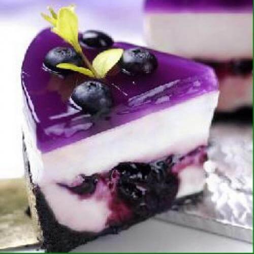 蓝莓奶酪蛋糕