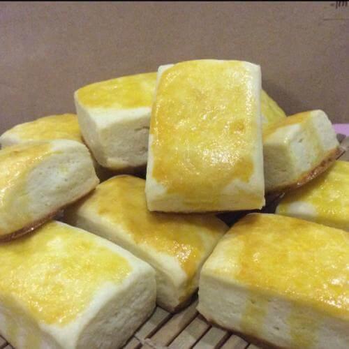 葱香奶酪司康