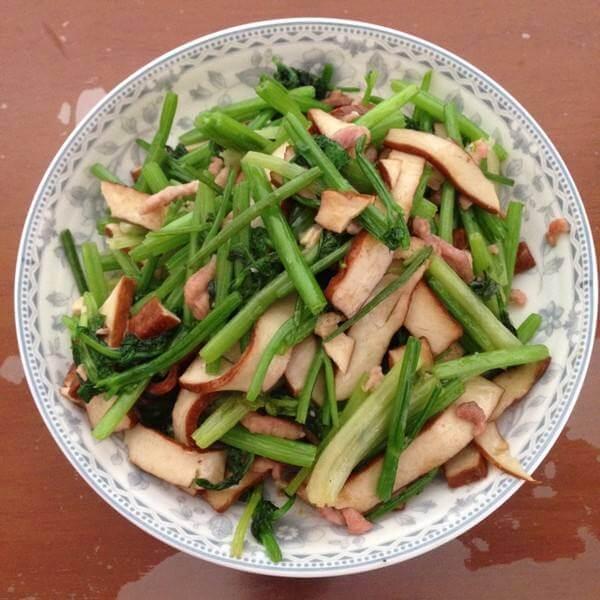 美味芹菜炒香干