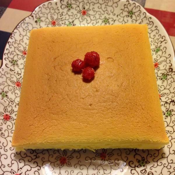 南瓜轻乳酪蛋糕