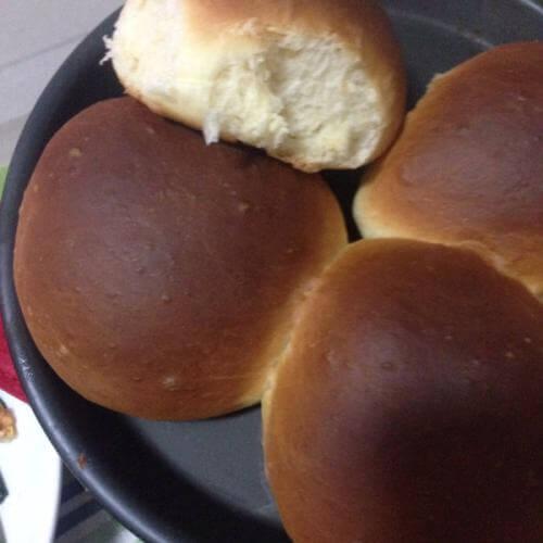 免揉面包初体验