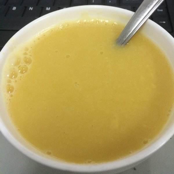 燕麦板栗豆浆