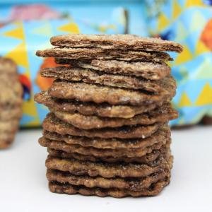 巧克力芝麻饼干