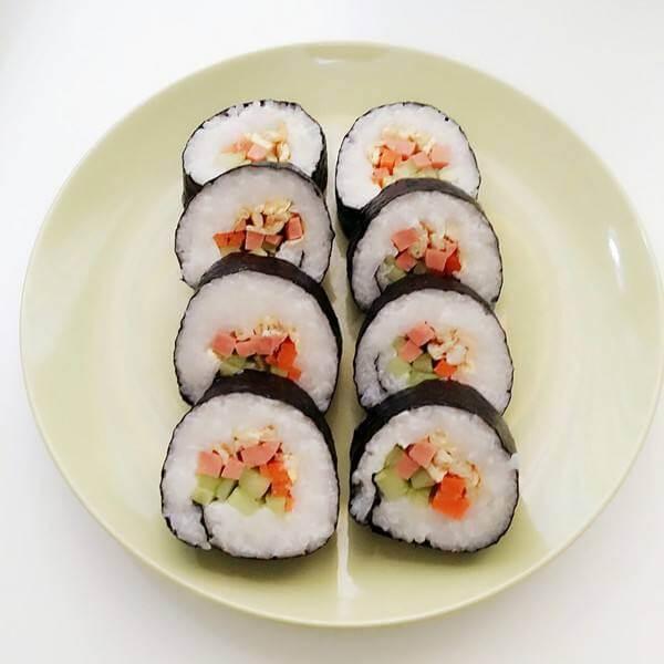 酱油玉子烧寿司