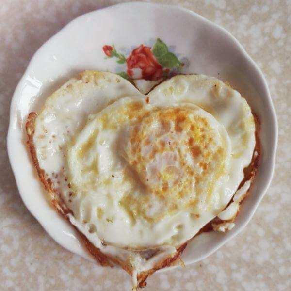 蚝油荷包蛋
