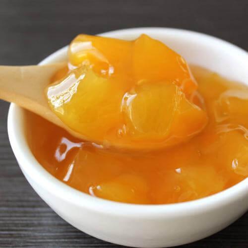 自制芒果果酱