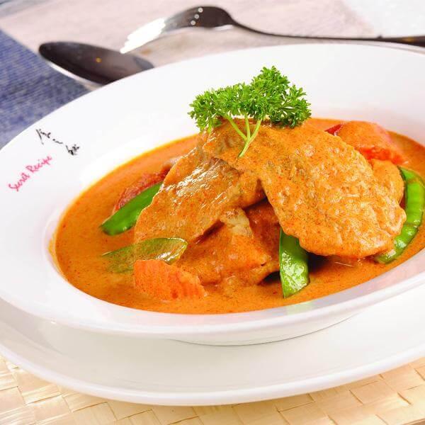 椒香咖喱鱼