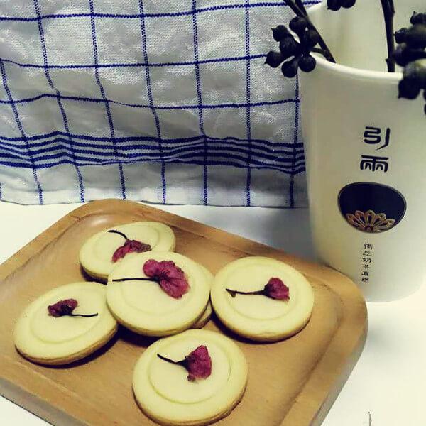 樱花曲奇饼干