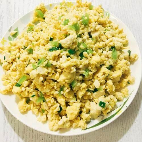 鸡刨豆腐-下饭家常菜