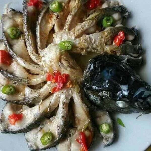 红烧凤尾鱼
