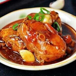 西红柿煎鳕鱼