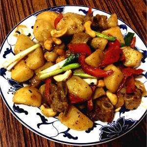 豉香小土豆
