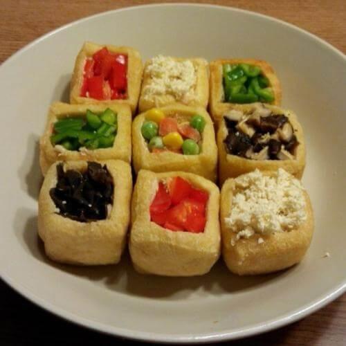 富贵豆腐盅