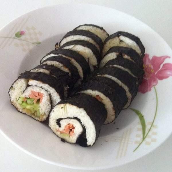 河童细卷(寿司卷)