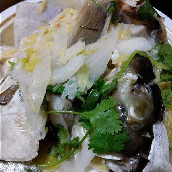 芋头炖鱼头
